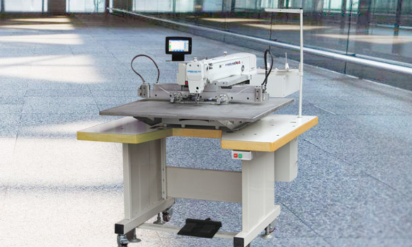Hofen intelligent pattern machine: Chinese service carries German quality